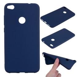 Carcasa protectie din gel TPU pentru Huawei   P9 Lite 2017 / P8 Lite 2017, albastra