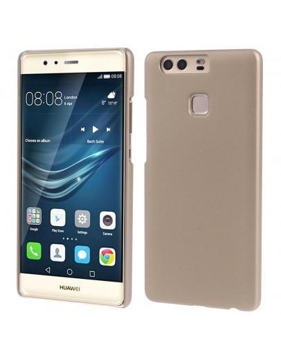 Carcasa protectie din plastic CS pentru Huawei P9, gold