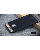 Carcasa protectie din plastic IPAKY pentru Huawei P9, neagra