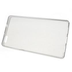 Carcasa protectie din gel TPU 0.6mm pentru Huawei Ascend P8 Lite - gri