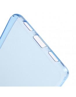 Carcasa protectie din gel TPU 0.6mm pentru Huawei Ascend P8 Lite - albastra