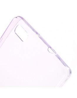Carcasa protectie din gel TPU 0.6mm pentru Huawei Ascend P8 Lite - mov