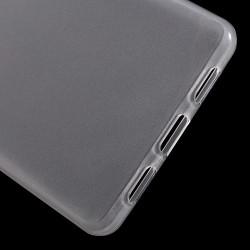 Carcasa protectie din gel TPU pentru Huawei Ascend P8 Lite - transparenta