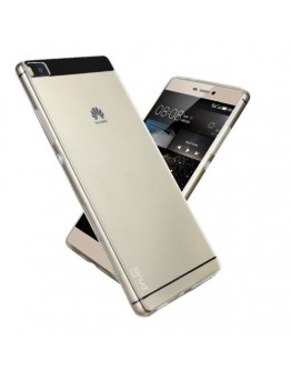 Carcasa protectie spate din gel TPU pentru Huawei Ascend P8 - transparenta