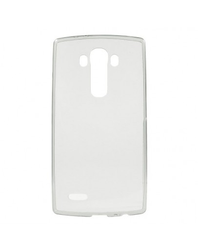 Carcasa protectie spate 0.6mm pentru LG G4 - gri