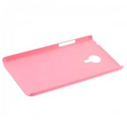 Carcasa protectie spate din plastic pentru MEIZU MX4 - roz