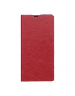 Husa protectie flip cover pentru Microsoft Lumia 550 - rosie