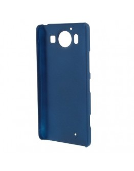 Carcasa protectie spate din plastic pentru Microsoft Lumia 950 - albastru