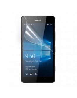 Folie protectie ecran clara pentru Microsoft Lumia 950