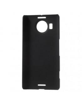 Carcasa protectie spate din plastic pentru Microsoft Lumia 950 XL - neagra
