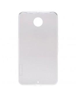 Carcasa protectie spate 0.6mm Nillkin pentru Motorola Nexus 6 - alba