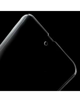 Carcasa protectie spate din plastic pentru Motorola Nexus 6 - transparenta