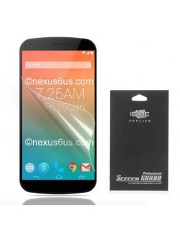 Folie protectie clara pentru Motorola Nexus 6