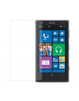 Folie protectie clear pentru Nokia Lumia 1020