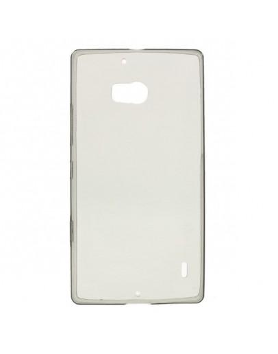 Carcasa protectie spate 0.6 mm pentru Nokia Lumia 930 - gri