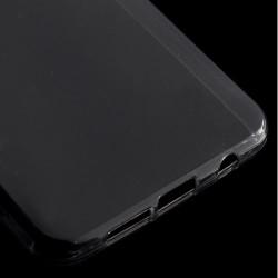 Carcasa protectie spate din gel TPU pentru Samsung Galaxy A3 SM-A310F (2016), gri
