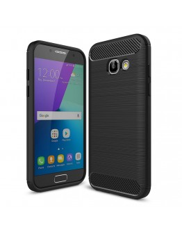 Carcasa protectie spate din gel TPU pentru Samsung Galaxy A5 (2017), neagra