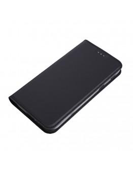 Husa protectie din piele ecologica pentru Samsung Galaxy A5 (2017), Neagra