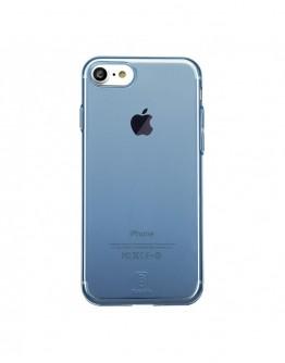 Carcasa protectie BASEUS din gel TPU pentru iPhone 7 4.7 inch, albastra