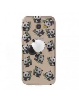 Carcasa protectie spate cu panda Squishy pentru Samsung Galaxy A5 (2017)