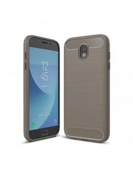 Carcasa protectie spate din gel TPU pentru Samsung Galaxy J5 G530 (2017), Gri