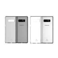 Carcasa protectie spate clara pentru Samsung Galaxy Note 8, transparenta