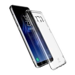 Carcasa protectie spate din gel TPU Baseus pentru Samsung Galaxy S8+ G955