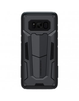 Carcasa protectie spate NILLKIN Defender II pentruSamsung Galaxy S8 Plus G955 - neagra