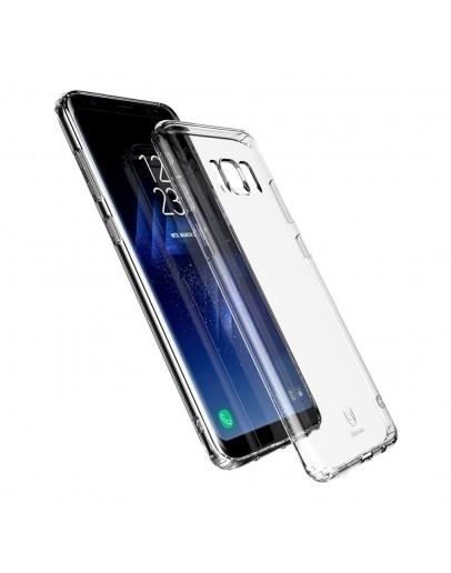 Carcasa protectie spate din gel TPU Baseus pentru Samsung Galaxy S8 G950