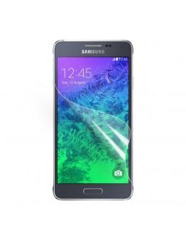 Folie protectie clara pentru Samsung Galaxy Alpha G850