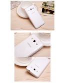 Carcasa protectie spate 0.5 mm pentru Samsung Galaxy Core 2 G355H  - alba