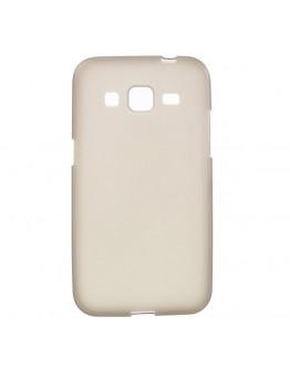 Carcasa protectie spate aspect mat pentru Samsung Galaxy Core Prime SM-G360 - gri