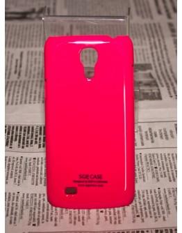 Carcasa spate din plastic pentru Samsung Galaxy S4 mini I9190 - alba