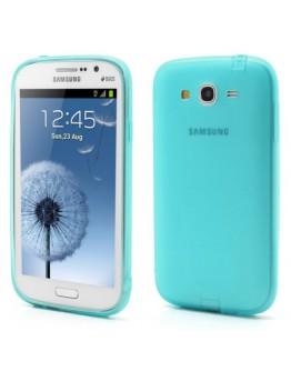 Carcasa protectie spate pentru Samsung Galaxy Grand Neo I9060 I9062 I9082 - albastra