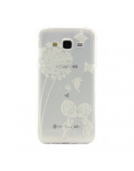 Carcasa protectie spate imprimata pentru Samsung Galaxy J5 SM-J500F