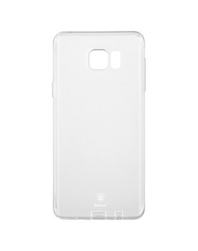 Carcasa protectie spate BASEUS din gel TPU pentru Samsung Galaxy Note 5 - transparenta