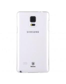 Carcasa protectie din plastic transparent pentru Samsung Galaxy Note 4 N910