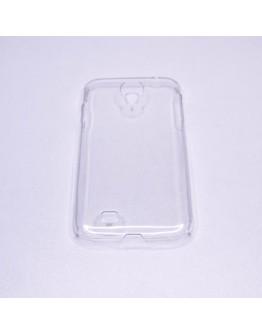 Carcasa protectie spate din plastic pentru Samsung Galaxy S4 - transparenta
