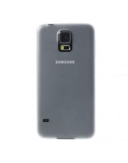 Carcasa protectie spate 0.3 mm pentru Samsung Galaxy S5 G900 - transparenta