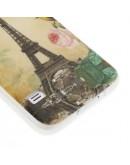 "Carcasa protectie spate ""Turnul Eiffel"" pentru Samsung Galaxy S5 G900"