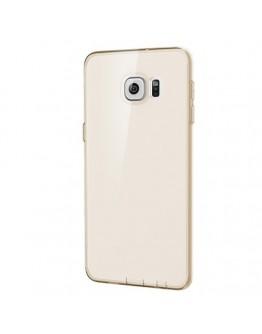 Carcasa protectie spate ROCK pentru  Samsung Galaxy S6 Edge Plus - gold
