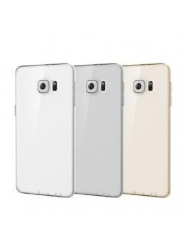 Carcasa protectie spate ROCK pentru  Samsung Galaxy S6 Edge Plus - gri