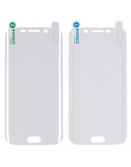 Set folii protectie ecran + spate pentru Samsung Galaxy S6 Edge Plus
