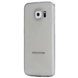 Carcasa protectie spate 0.7mm pentru Samsung Galaxy S6 Edge, neagra