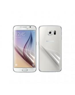 Pachet folie mata protectie ecran + spate pentru Samsung Galaxy S6 G920