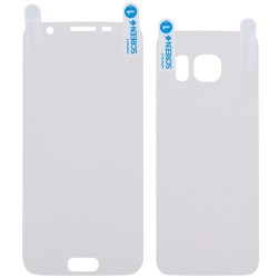 Pachet folie protectie ecran + spate pentru Samsung Galaxy S7 G930