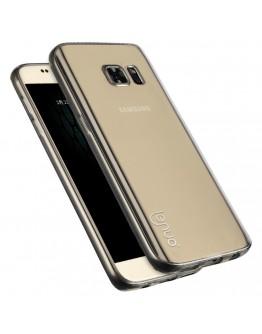 Carcasa protectie spate 0.6mm LENUO pentru Samsung Galaxy S7 G930, gri