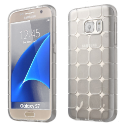 Carcasa de protectie din gel TPU CS pentru Samsung Galaxy S7 G930, transparenta