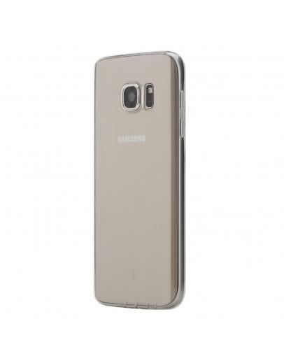 Carcasa de protectie spate din gel TPU ROCK pentru Samsung Galaxy S7 G930, transparenta
