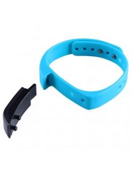 Bratara fitness inteligenta AOLUGUYA cu bluetooth - albastra